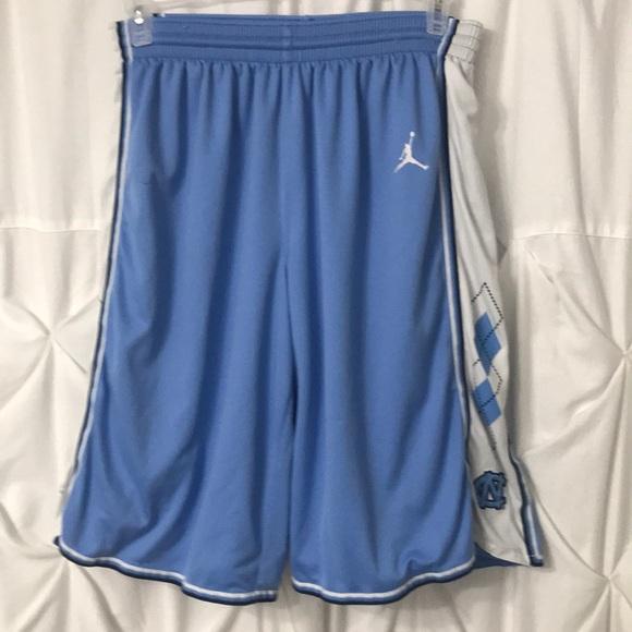 beauty best supplier arrives Nike Air Jordan Jumpman N.Carolina Bsktball Shorts